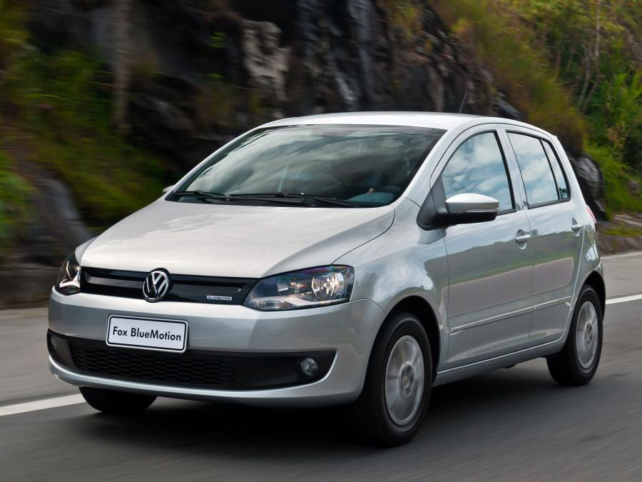 Volkswagen Fox BlueMotion '2012